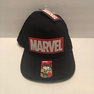 Brand New Marvel Hat